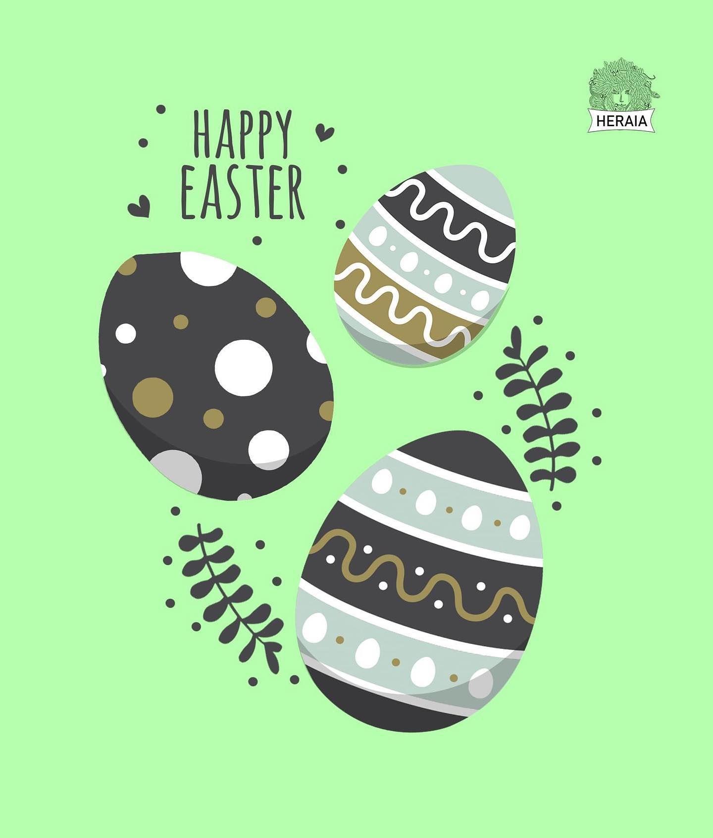 Happy Easter By The Sicilian Gorgon Heraia Heraia Heraiasicily Entroterrasiciliano Gorgonesiciliana Trinacria Pasqua Buonapa In 2020 Happy Easter Easter Happy