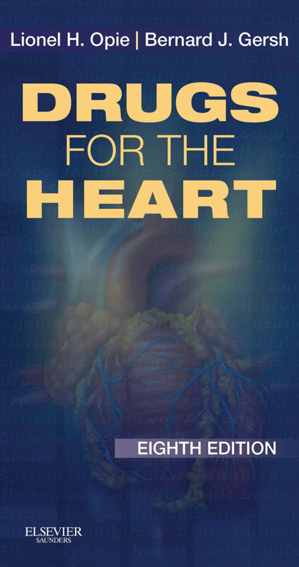 Drugs for the Heart E-Book (eBook Rental) | medical | Heart