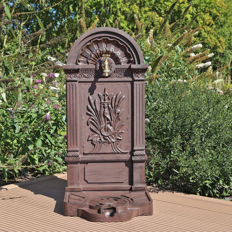 Standbrunnen Wzs6 Wasserzapfstelle Wandbrunnen Design Antik Für