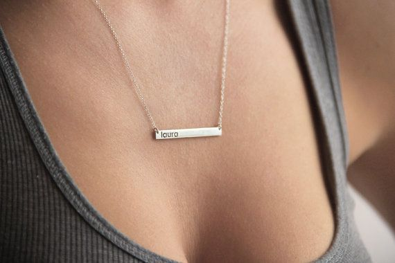 nyc necklace finds custom bar gold plated frugal icons with designs