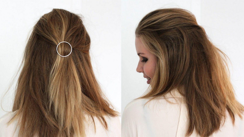 Long Bob Zehn Schnelle Einfache Stylingvarianten Stylings Frisuren Fur Schulterlange Mittellange Haare Modeblog Fa Frisuren Frisuren 2018 Wellige Frisuren
