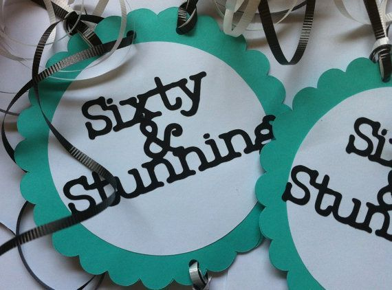 60th Birthday Ideas For Mom Party Decorations Adult