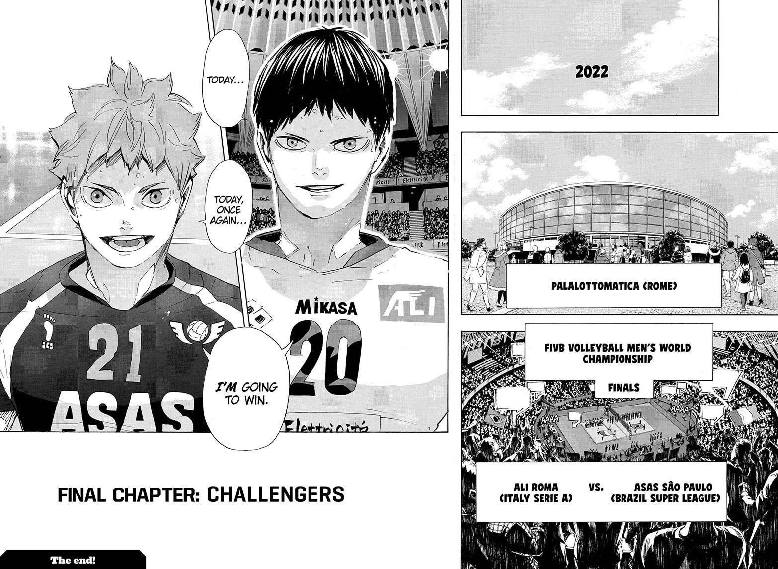Haikyuu Chapter 402 Read Haikyuu Manga Online In 2020 Haikyuu Haikyuu Anime Manga