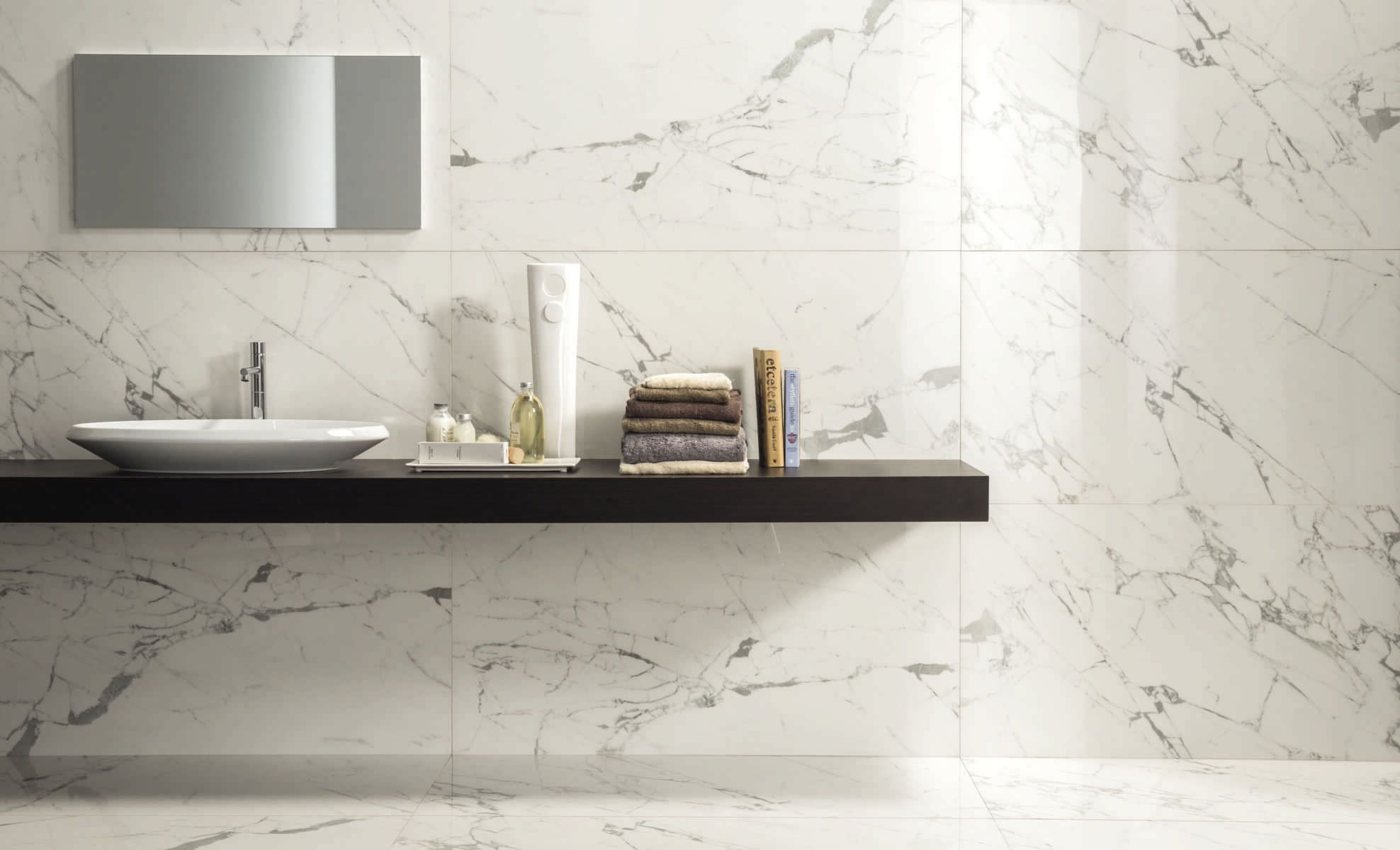 marble porcelain tile bathroom - Google Search | Bathroom ...