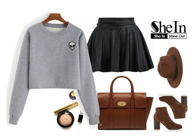 """""""SHEin"""" by mahira123 ❤ liked on Polyvore featuring Mulberry, Hissia, Helmut Lang and Sole Society"""