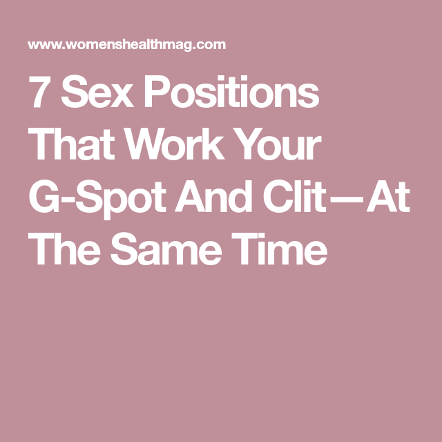 Sex positions for g spot picture 14