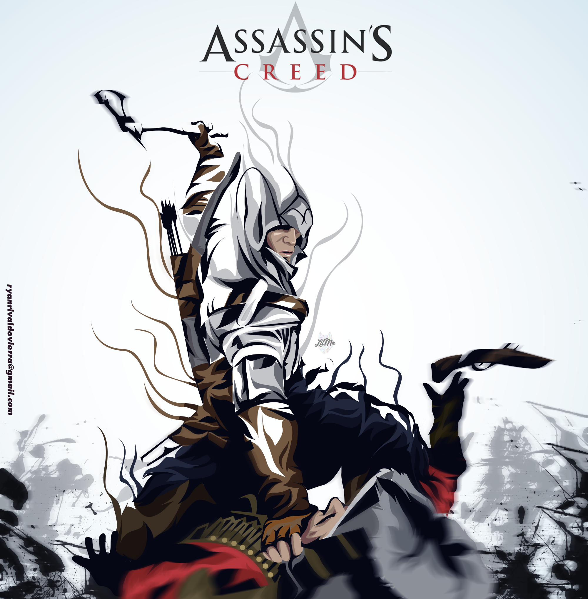 Assassin Creed 3 Vector