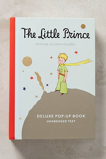 The Little Prince Pop Up Book The Little Prince Books Pop Up Book