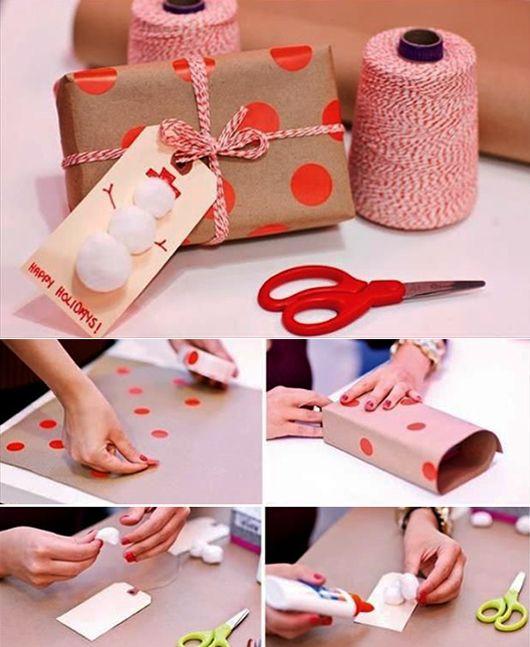 Weihnachtsgeschenke Lebensmittel.Geschenkverpackung Basteln Und Geschenke Kreativ Verpacken Kleine