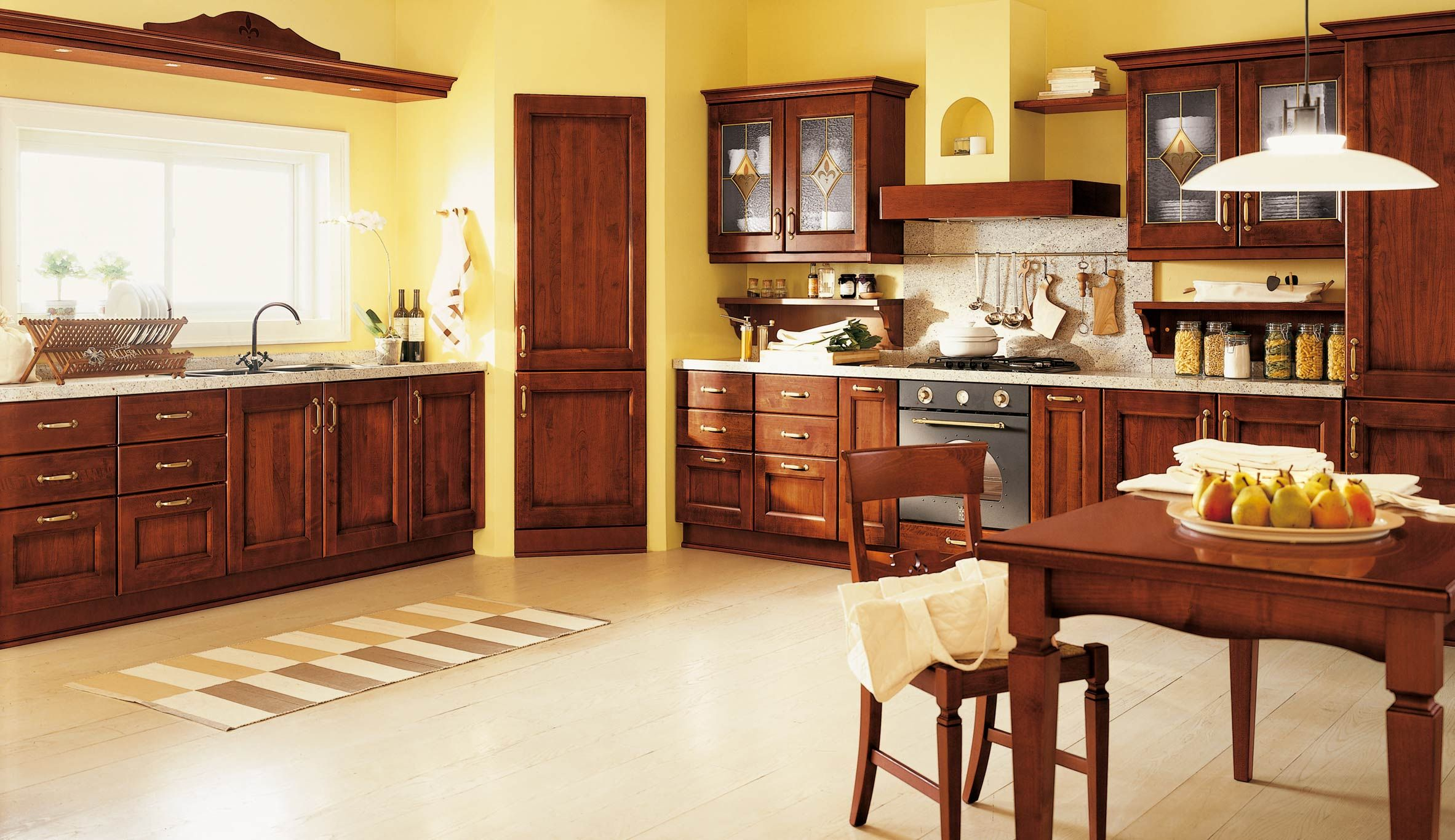 Yellow Kitchen Design Ideas Blue And Yellow Kitchen Ideas Kitchen Designs From Cesar