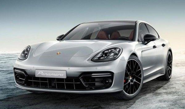 Porsche Panamera Turbo Gt Silver 0 600x354 Porsche Panamera Porsche Panamera Turbo Porsche