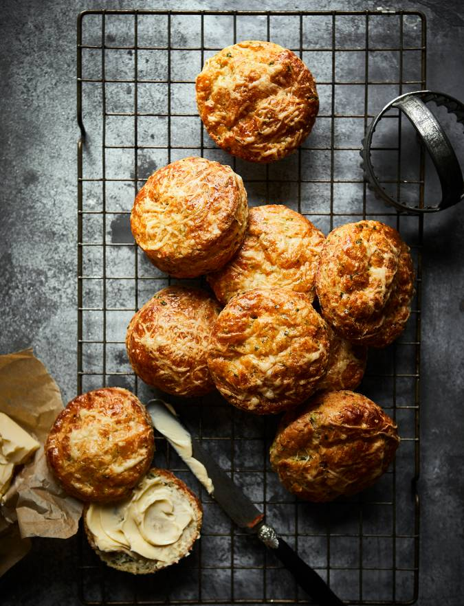 Cheese Chive And Buttermilk Scones Recipe Recipe In 2020 Scone Recipe Buttermilk Scone Recipe Recipes