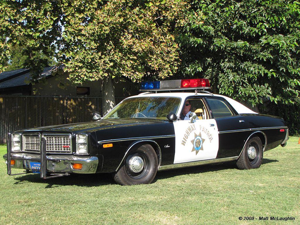 dodge monaco 1977 police car vintage police vehicles