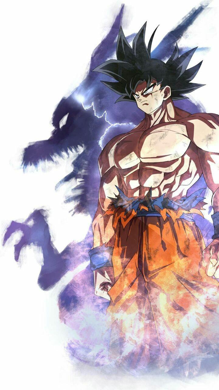 Te gusta la teta animecaricaturas t dragon ball - San goku super saiyan 5 ...
