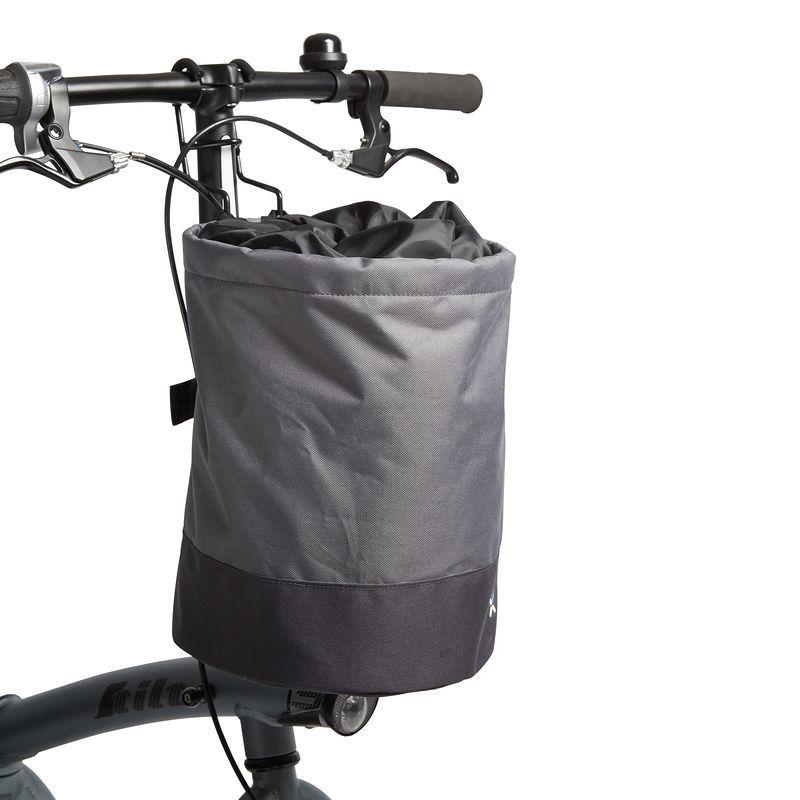 4bdf505e92f Bags Cycling - 300 Folding Bike Pannier B TWIN - Bike Accessories