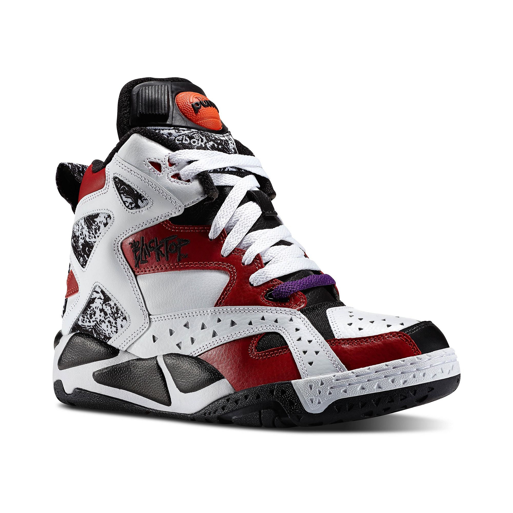 Retro basketball shoes, Sneakers men