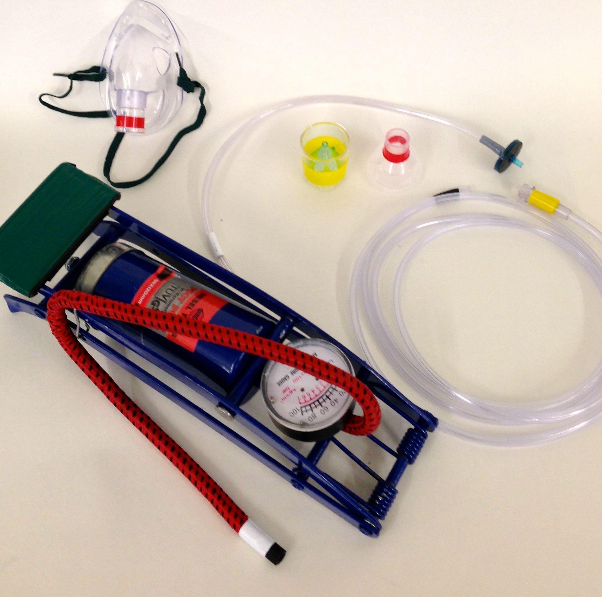 DIY MEDIKit Nebulizer Nebulizer, Respiratory therapy humor