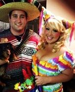 Homemade Costumes for Couples - Costume Works  sc 1 st  Pinterest & Homemade Costumes for Couples | Diy couples costumes Costumes and ...