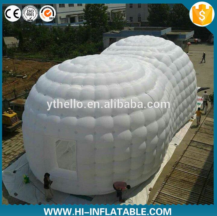 inlatable tent inflatable air tent inflatable dome tent inflatable igloo tent materialPVC oxford fabric PVC tarpaulin sizecustomized Where Used for ... & inlatable tent inflatable air tent inflatable dome tent inflatable ...