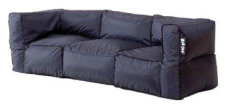Modular Bean Bag Corner Armless Chairs Form Our Sofa