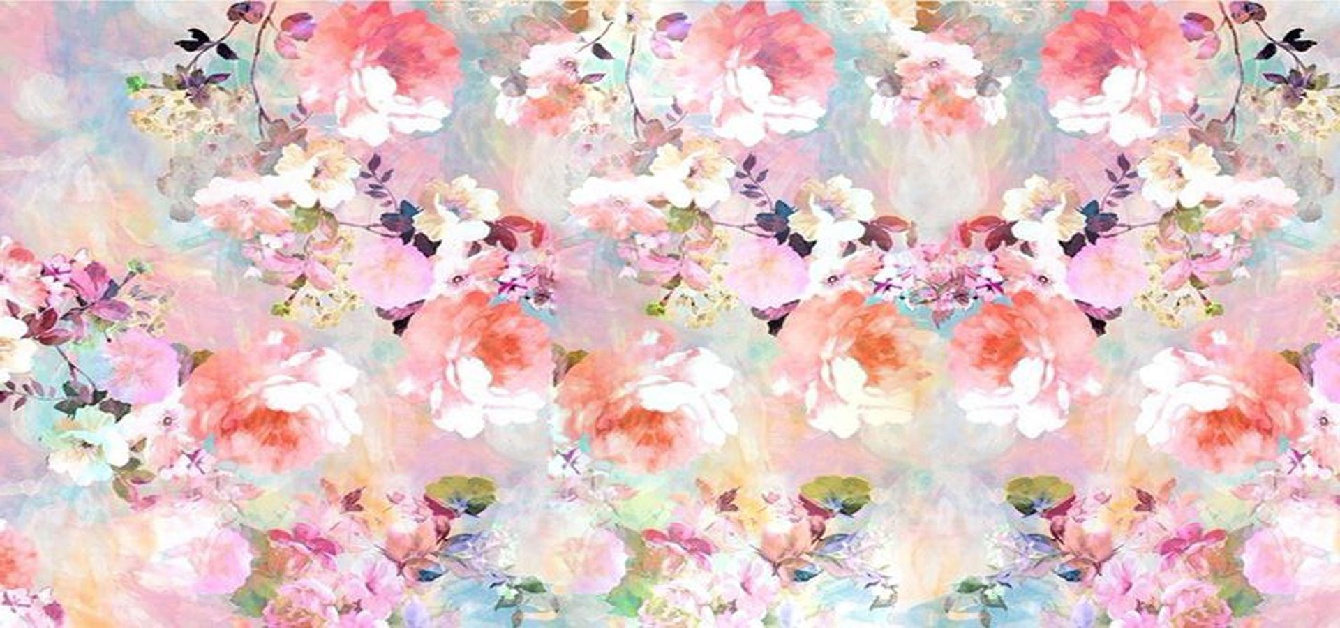 Watercolor Flowers Background Watercolor Flower Background Rose
