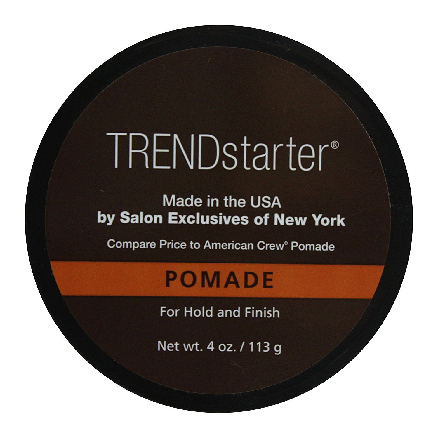 TRENDstarter Pomade, 4 OZ American Crew * This is an