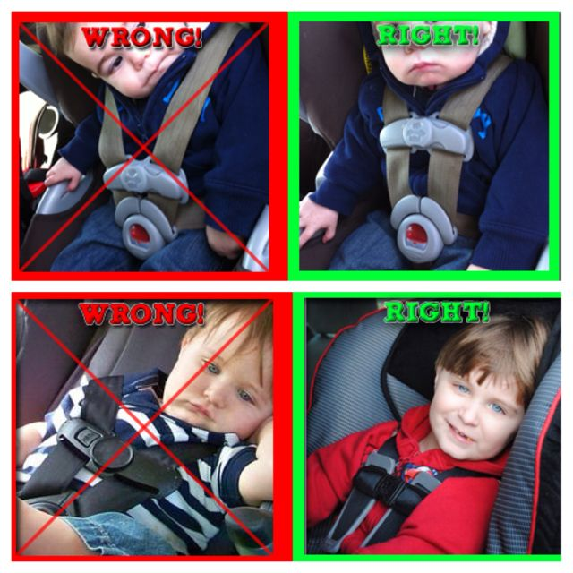 Loose Straps And Improper Chest Clip Positioning Can Cause Your Child To Be Ejected During A Crash So Make Sure Those Are Tight Enough You Cant