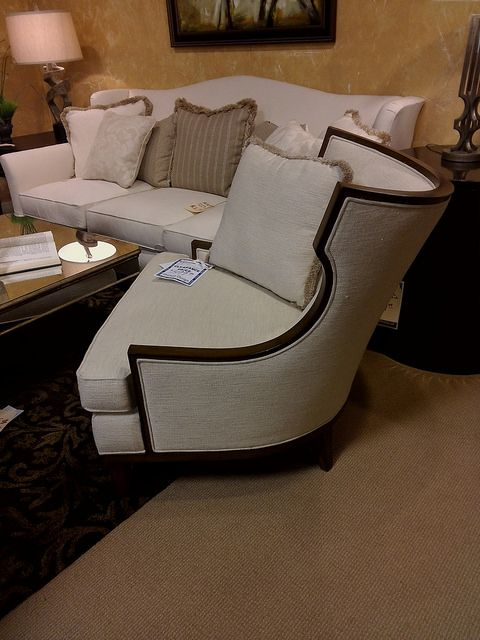 Winslow Wing Chair $1,499.99 MSRP $4,977 by Shubert Design, via Flickr