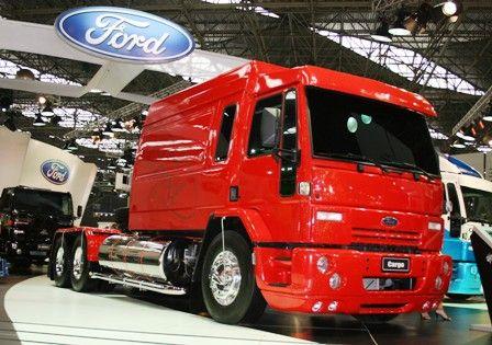 Fenatran1 Jpg 448 315 Trucks Ford Trucks Tractor Trailers