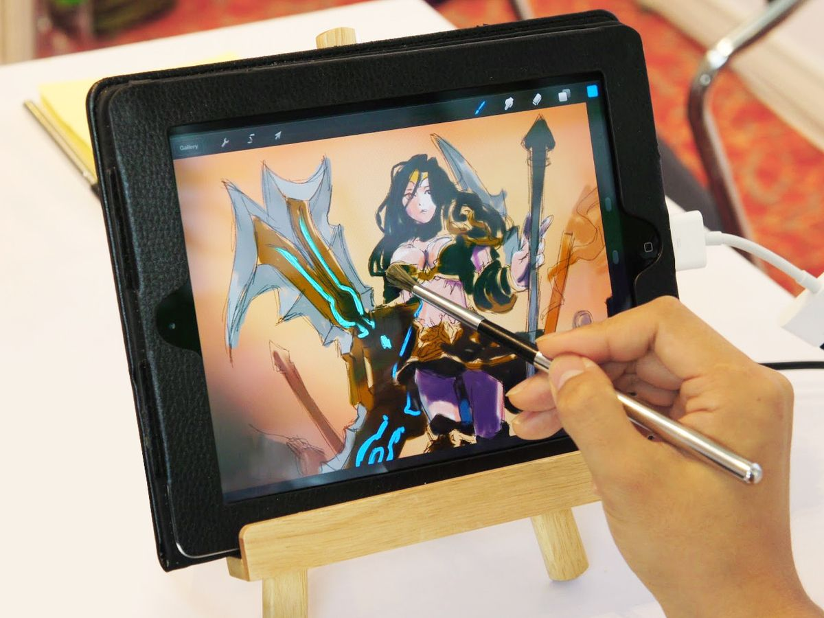 SilStar Oh! Digital Pensel
