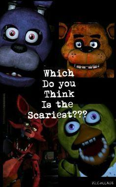 Eu acho q é o Freddy