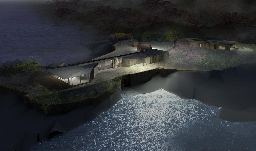 Maison design de prestige en bord de mer àSaint-tropez et en Corse
