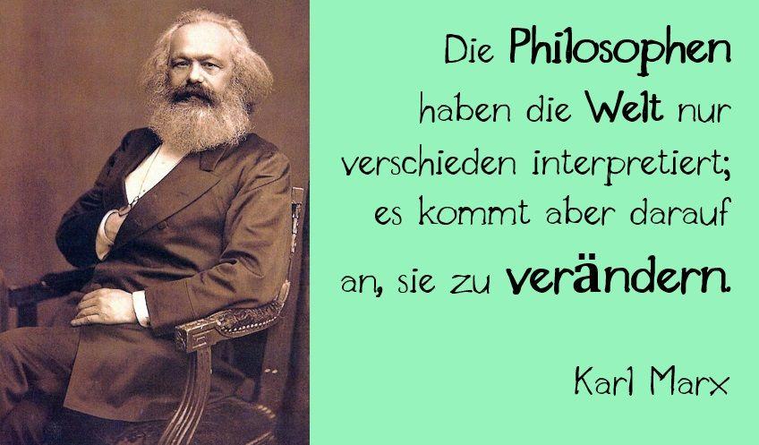 Zitate Marx