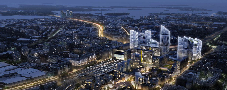 Helsinki High Rise