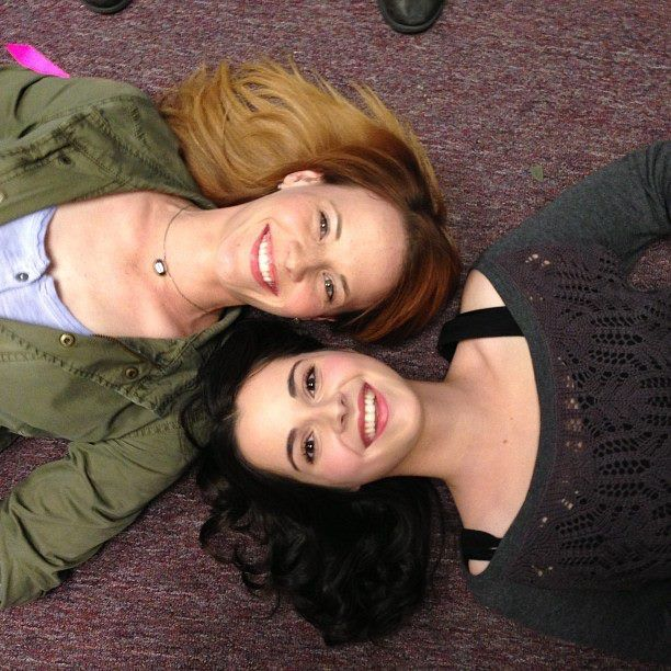 Vanessa Marano & Katie Leclerc - Actresses (Switched at Birth)