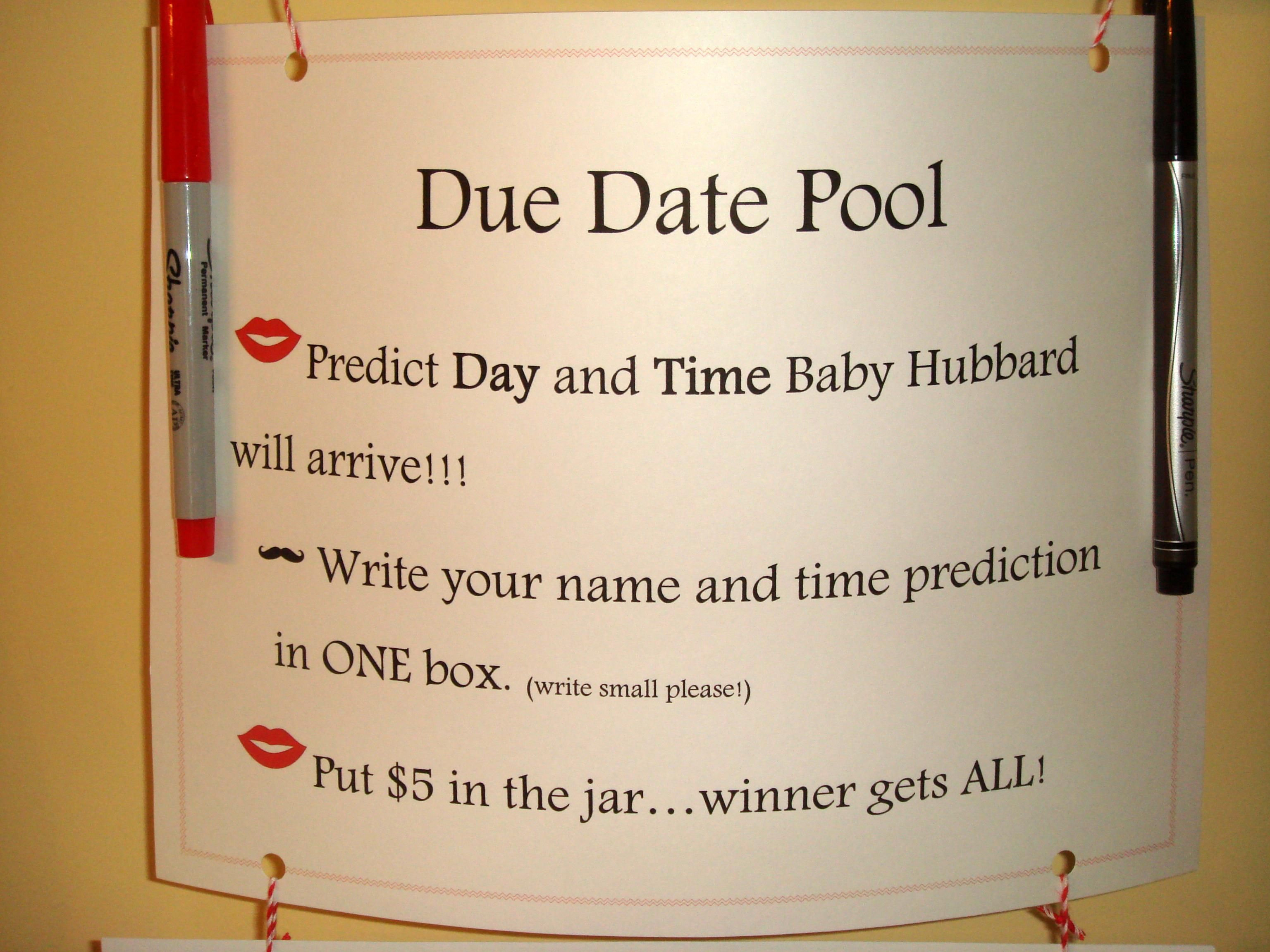 How to Predict Due Date picture