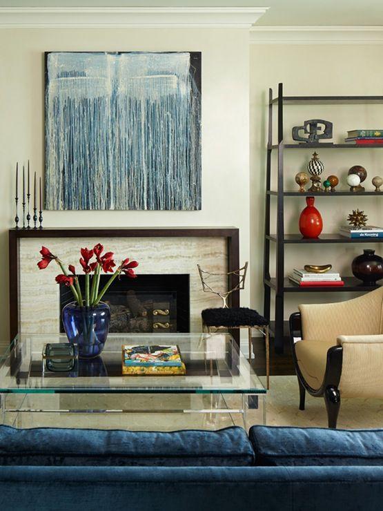 Interior designer portfolio by jessica lagrange interiors dering hall