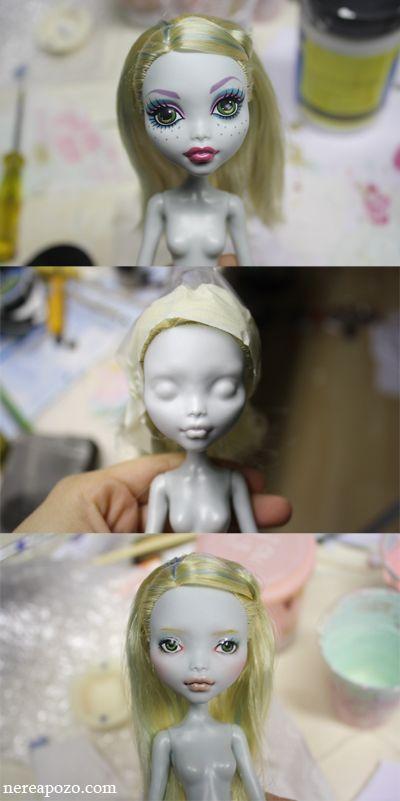 Nerea Pozo Art: Monster High - Part II >> LAGOONA