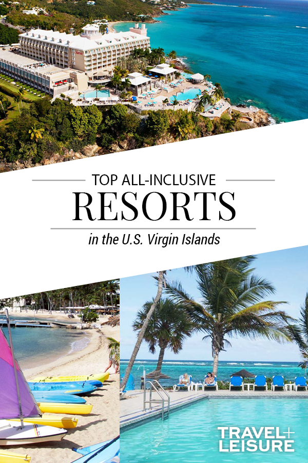 Best U.S. Virgin Islands All-Inclusive Resorts In 2020