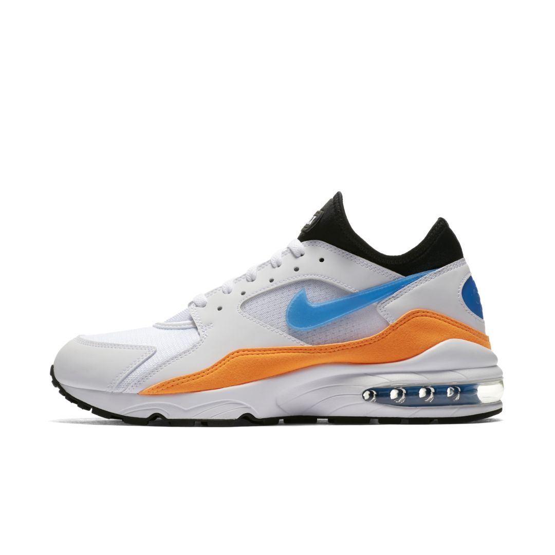 Nike Air Max 93 Men s Shoe Size 10.5 (White)  512a31af2