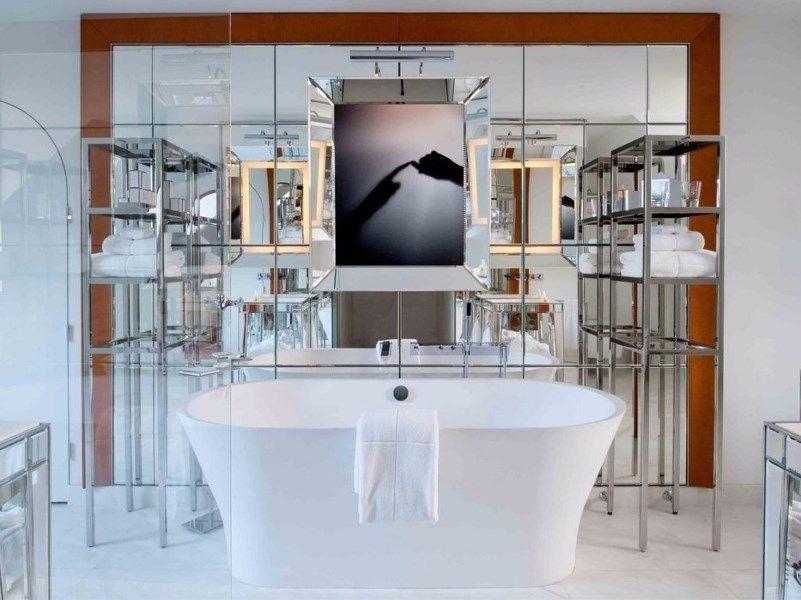 IN BEELD. De mooiste hotelbadkamers ter wereld - Het Belang van ...