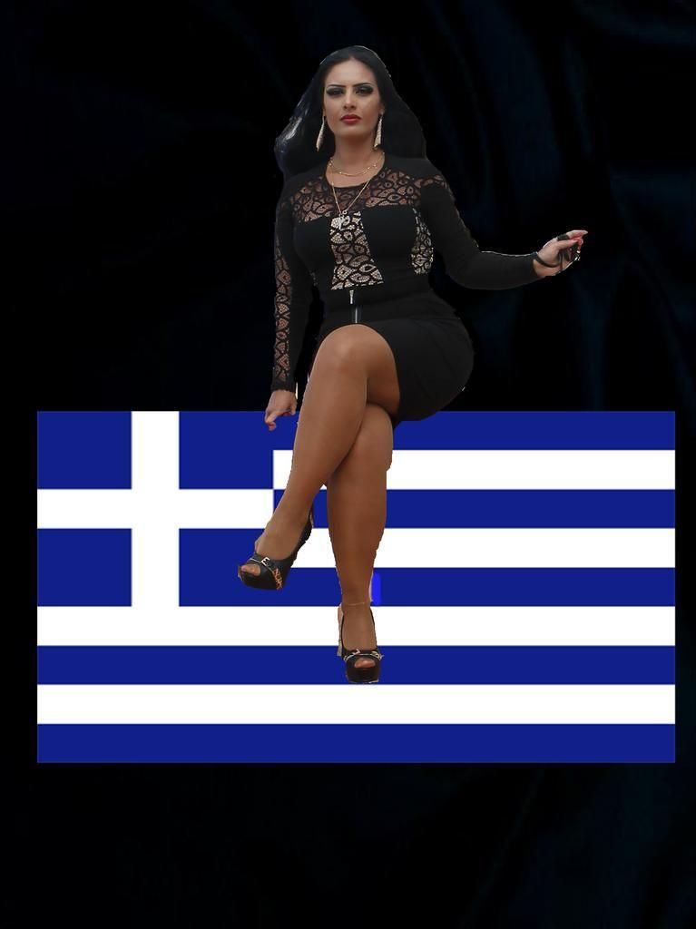 Lady Ezada Sinn is the reincarnation of the Goddesses in ...