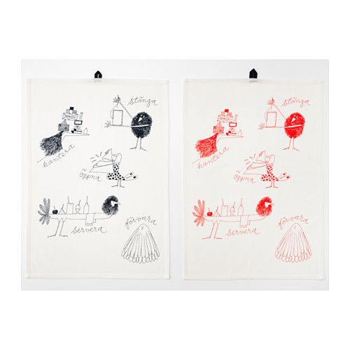 for kitchen nskedrm tea towel ikea with loop for hangingeasy storing when