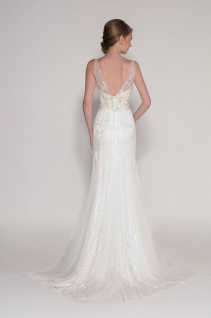 7b6d78df Eugenia Couture Spring 2016 Collection of Wedding Dresses manufactured in  the USA
