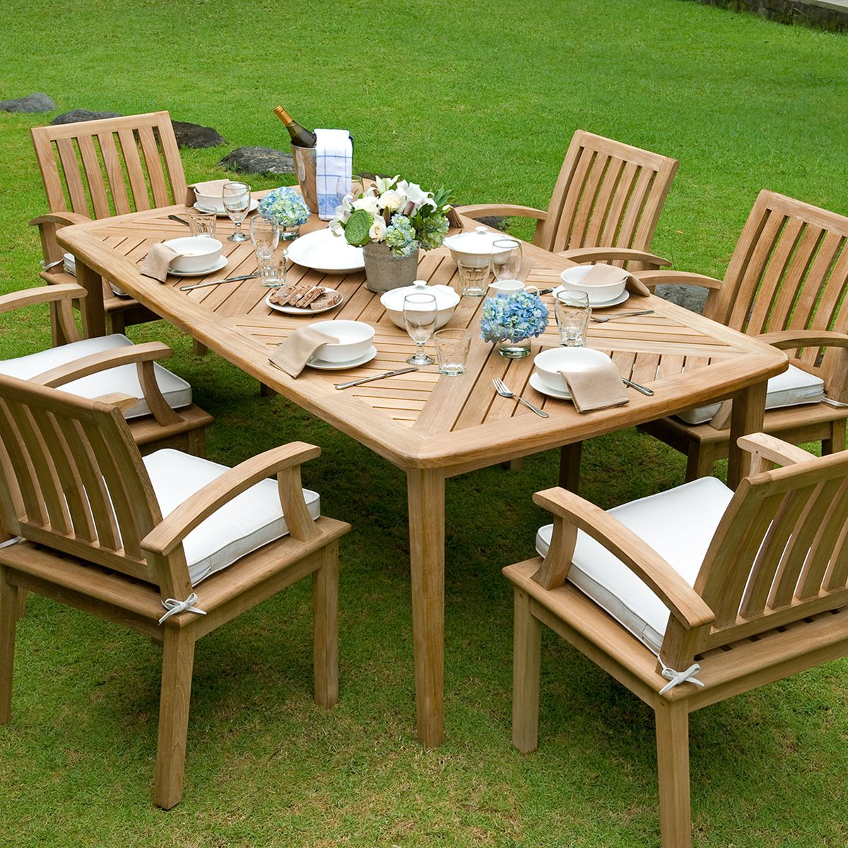 Veranda Dining Table In 2019 Cdj Hilton Head House Dining Teak