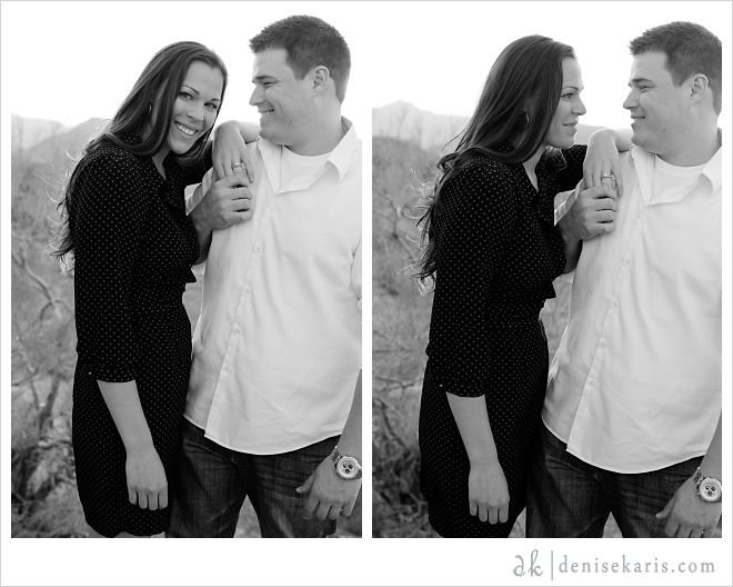 Sweet Engagement Session
