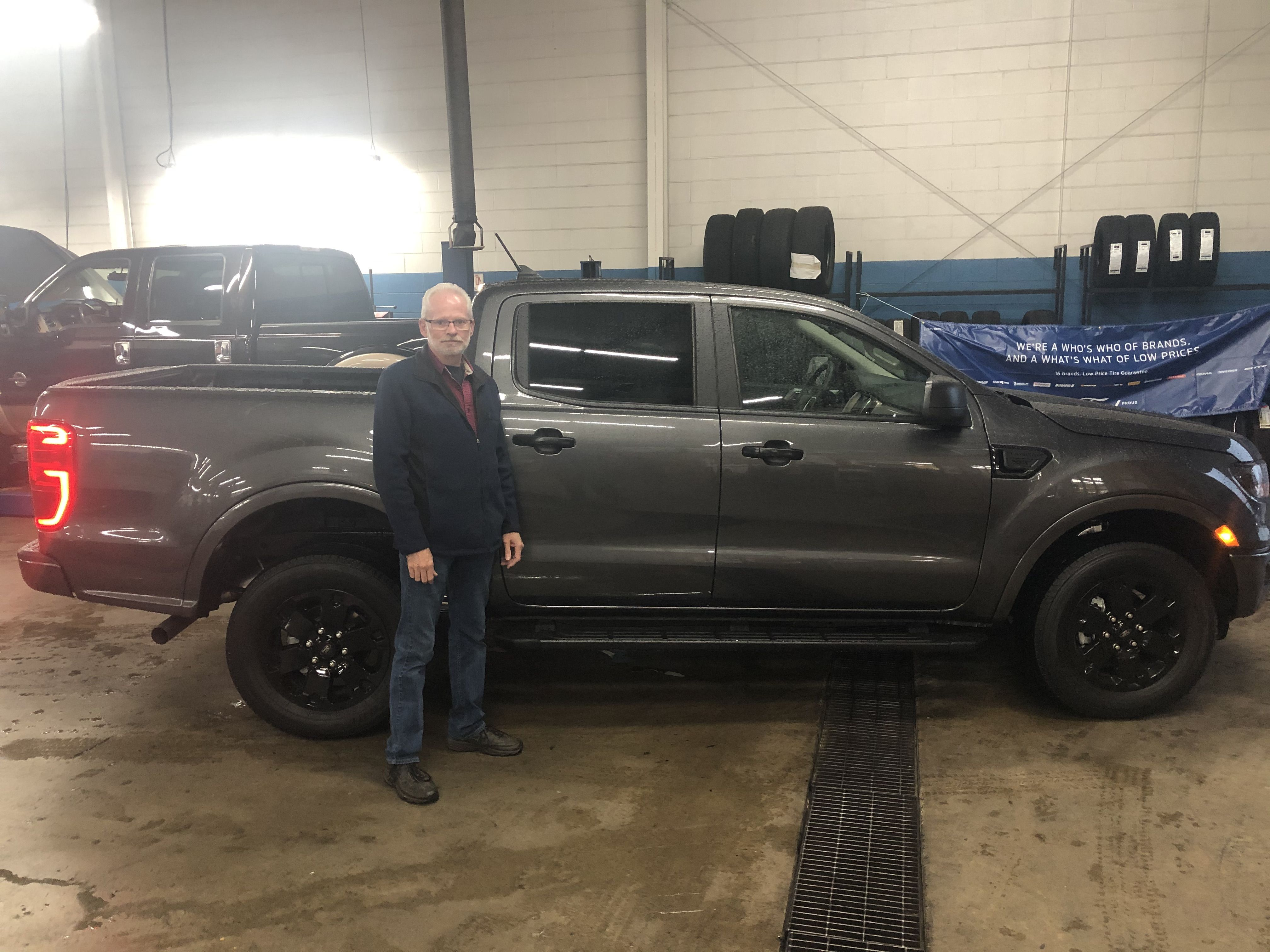 congratulations mark bennett on your new 2019 ranger sold by cory sims we appreciate your business car ford ford news new and used cars pinterest