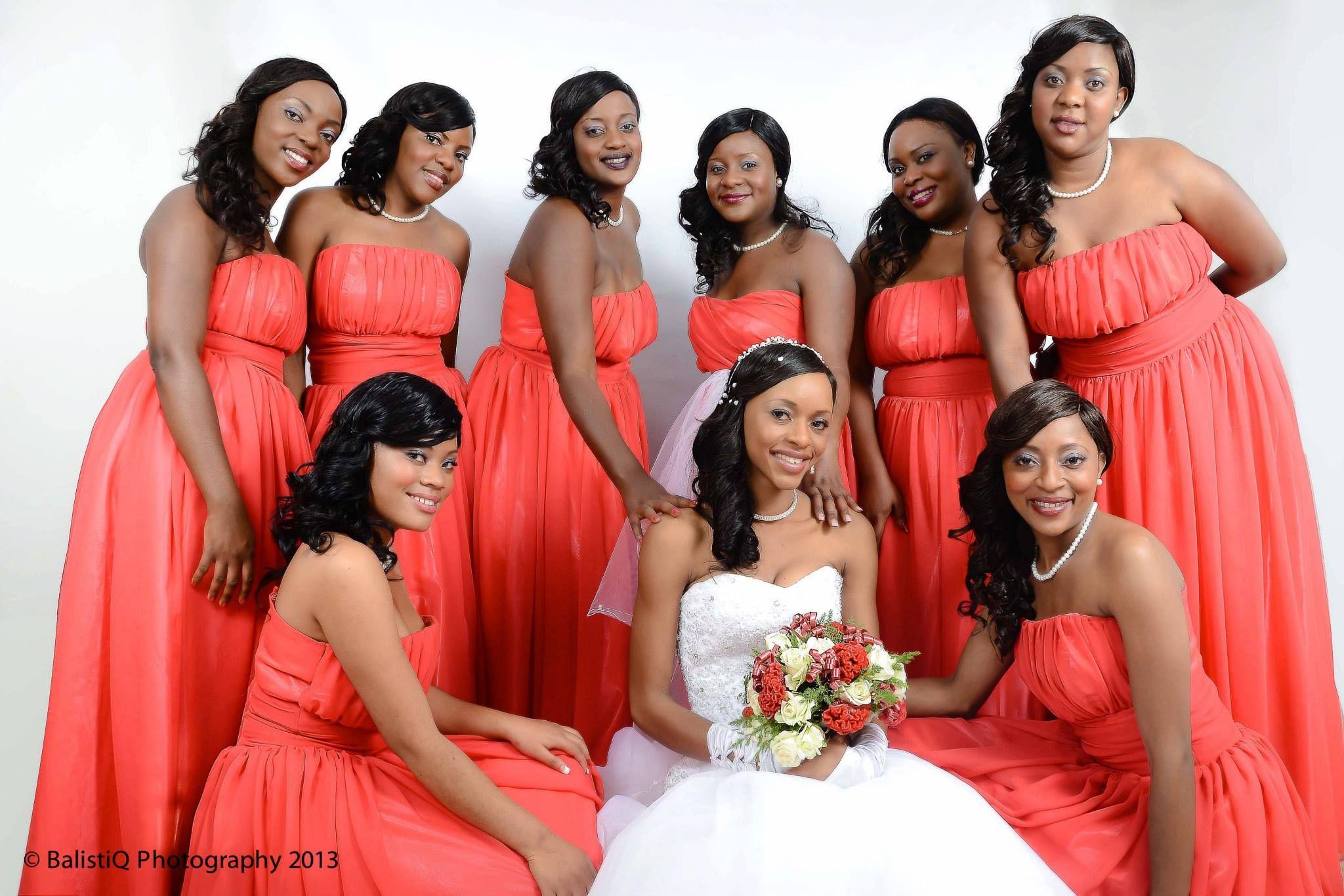 Hairstyles Zambian: Wedding Hairstyles In Zambia