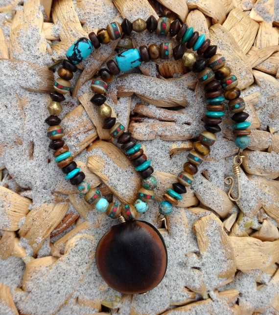 Amazonian Jungle Treasure Big Mucuna Seabean by TheEclecticOcean