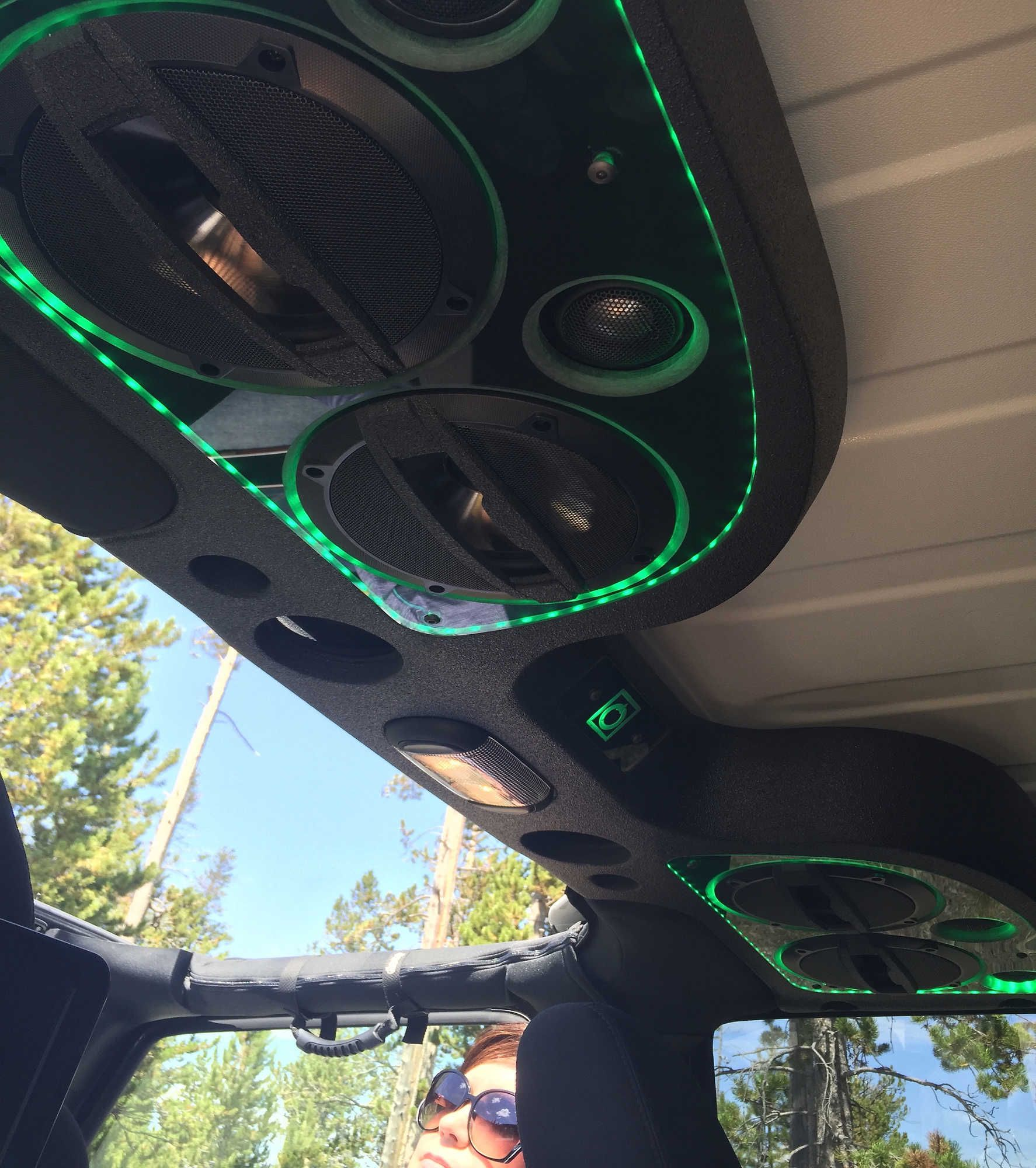 Amplify Your Jeeps Sound Experience With This Top Notch Custom